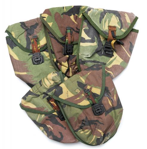 Dutch MOLLE E-tool pouch, surplus.