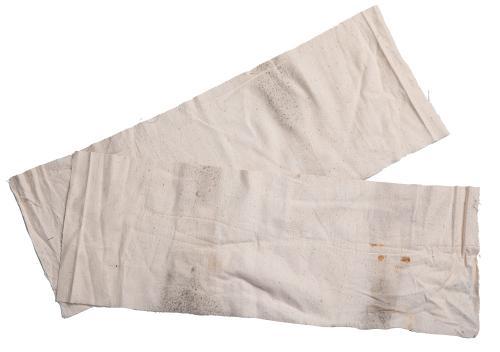 Soviet footwraps, surplus