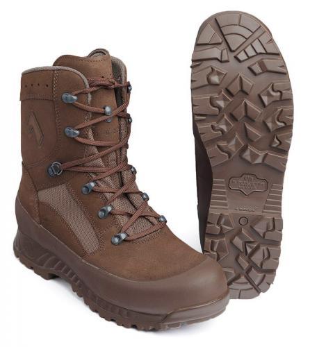 Haix Boot Desert Combat High Liability, brown, B-stock