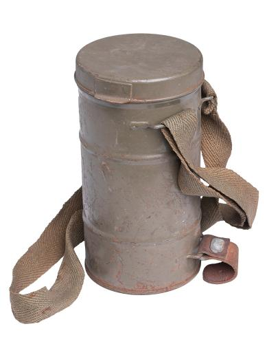 Finnish M32 gas mask canister, surplus