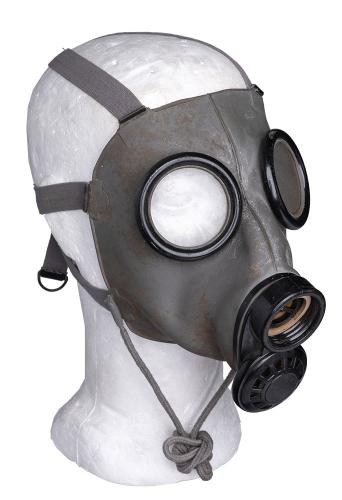 Czech FM-3d gas mask, surplus
