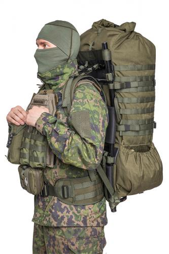 Särmä TST RP80 recon pack. Fits surprisingly well over a plate carrier.