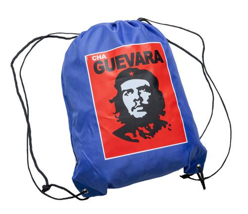 Cha Guevara drawstring bag, surplus