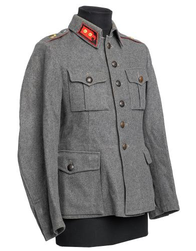 Finnish M36 wool tunic #13