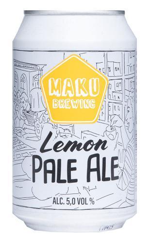 Maku Brewing Lemon Pale Ale