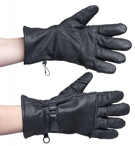 US leather gloves, surplus