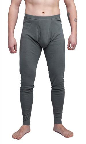 Dutch long johns, grey, surplus