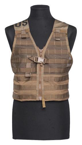 US MOLLE II FLC Combat Vest, Surplus