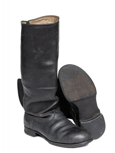 Soviet officer's field boots #10