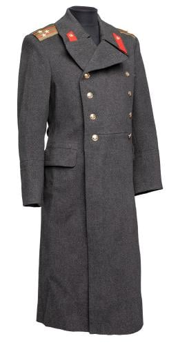 Soviet officer's greatcoat #10
