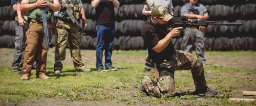 Polenar Tactical Rifle Course at Loppi range 7th of April 2019