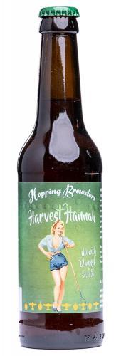 Hopping Brewsters Harvest Hannah Muncehener Dunkel