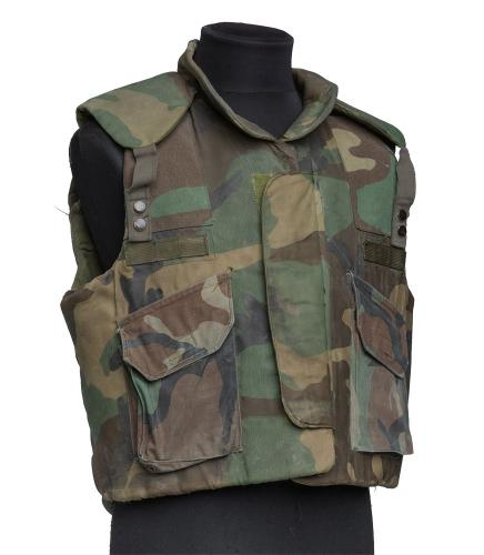 US PASGT vest, Woodland #2