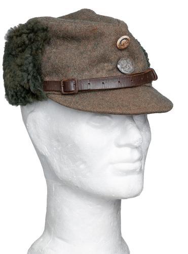 Finnish M27 fur cap #1