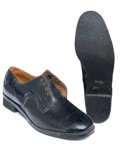Russian gentlemen's shoes, surplus