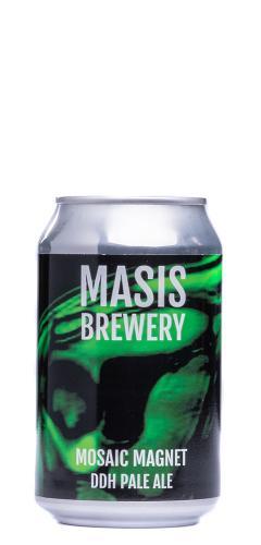 Masis Brewery Mosaic Magnet