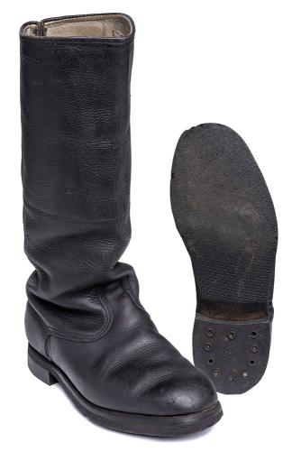 Soviet officer's field boots #11