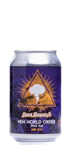 Salama Brewing New World Order Pale Ale