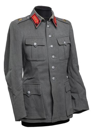 Finnish M36 wool tunic #14