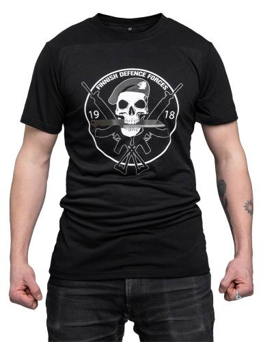 Särmä T-shirt, FDF, black
