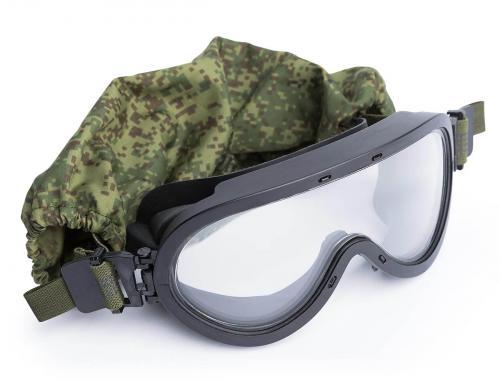 Russian Ratnik 6B50 ballistic goggles, Digiflora, surplus