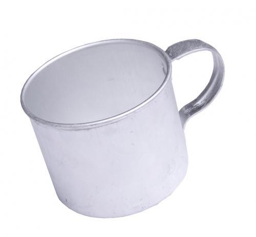 CCCP aluminium cup, surplus