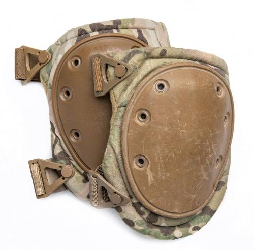 US kneepads, Alta, Multicam, surplus