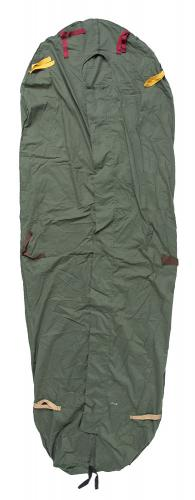 British modular sleeping bag liner, surplus
