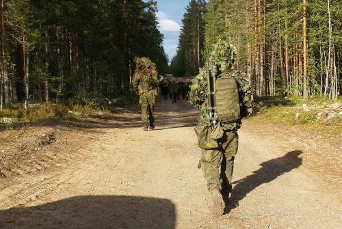 Särmä TST CP15 Combat pack. The older model CP15 Combat Pack.