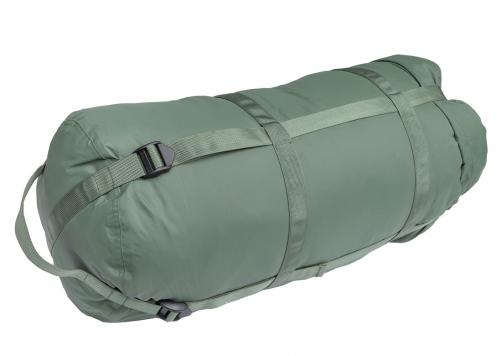 British modular compression bag, surplus