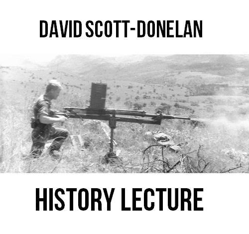 Rhodesian Bush War Lecture 24.8.2019 ticket