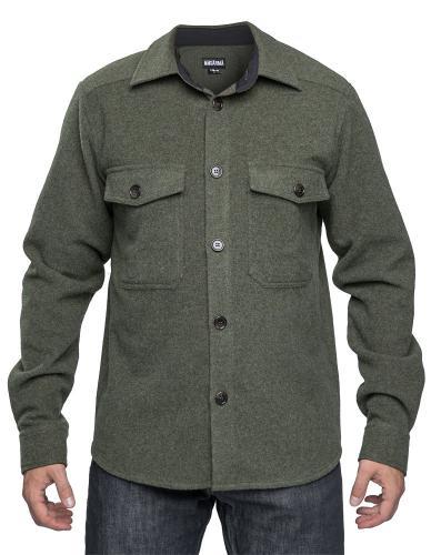 Särmä Wool Field Shirt