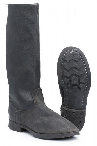 Soviet Kirza boots, surplus