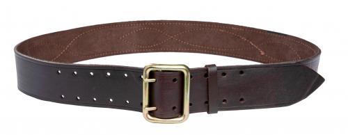 Russian officer's leather belt, surplus