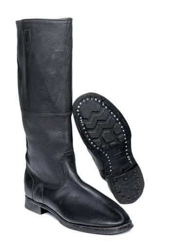 Soviet officer's field boots #12