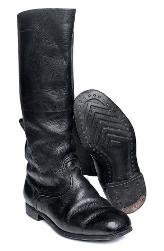 Soviet officer's field boots #13