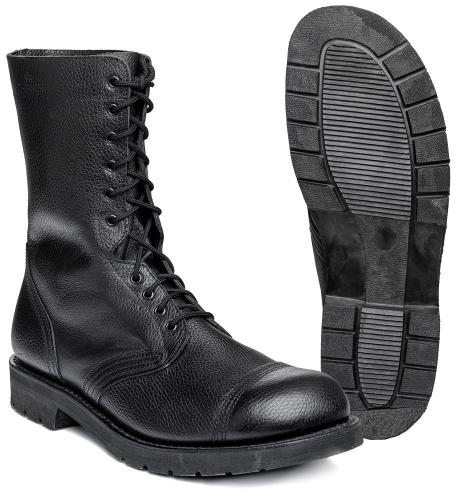 Danish combat boots, large sizes, surplus