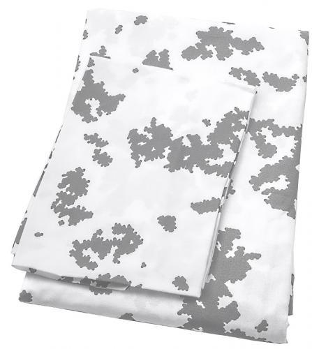 Särmä Duvet Cover Set, M05 Snow Camo
