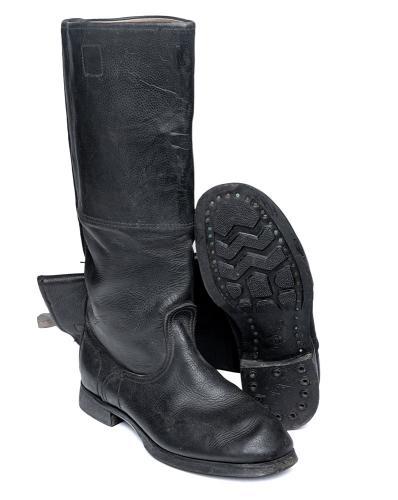 Soviet officer's field boots #14
