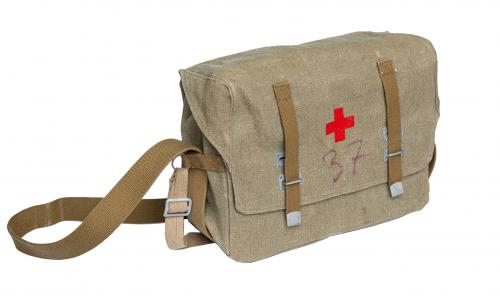 Soviet medic bag, surplus