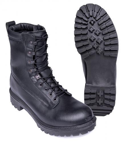 British Cold Weather Combat Boots, Gore-Tex, surplus