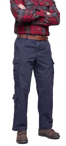 Dutch KMar Cargo Pants, Dark Blue, surplus
