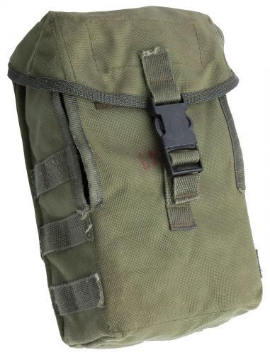 Särmä TST PKM ammo can pouch, 100 rnd, prototype, used