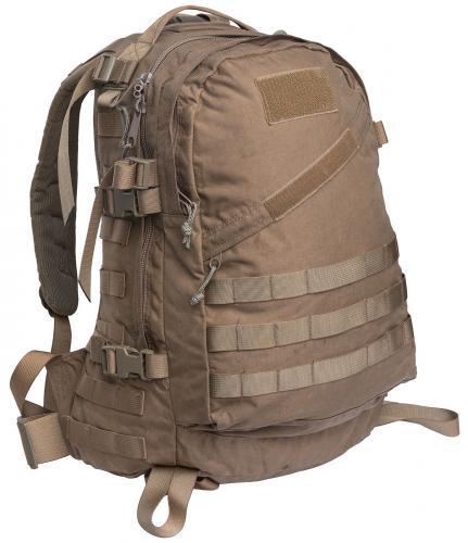Dutch 3-Day Assault Pack, Coyote Tan, surplus