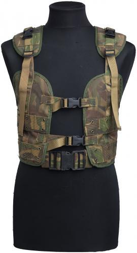 Dutch M93 ALICE-style combat vest, DPM, surplus