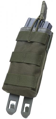 Blackhawk Single M4/M16 Mag Pouch, green, surplus