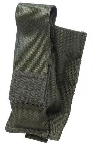 Blackhawk Open Top Single Pistol Mag Pouch, green, surplus