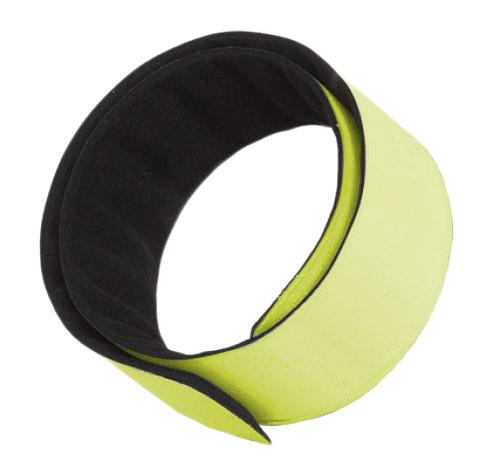 Estecs Slap Wrap Reflector, Yellow