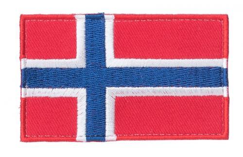 Särmä TST Norwegian Flag Patch, 77 x 47 mm