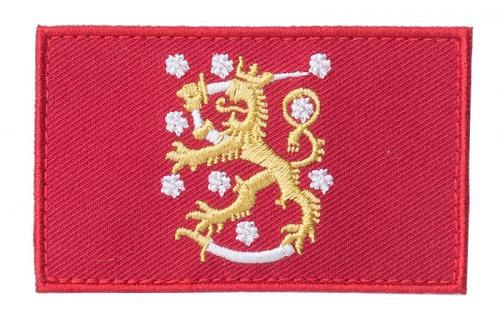 Särmä TST Finnish Lion Flag Patch, 77 x 47 mm